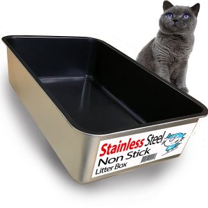 Iprimio Non Stick Litter Box Review Is Stainless Steel