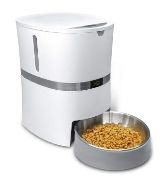 Honeyguaridan A36 Automatic Pet Feeder Review Does It